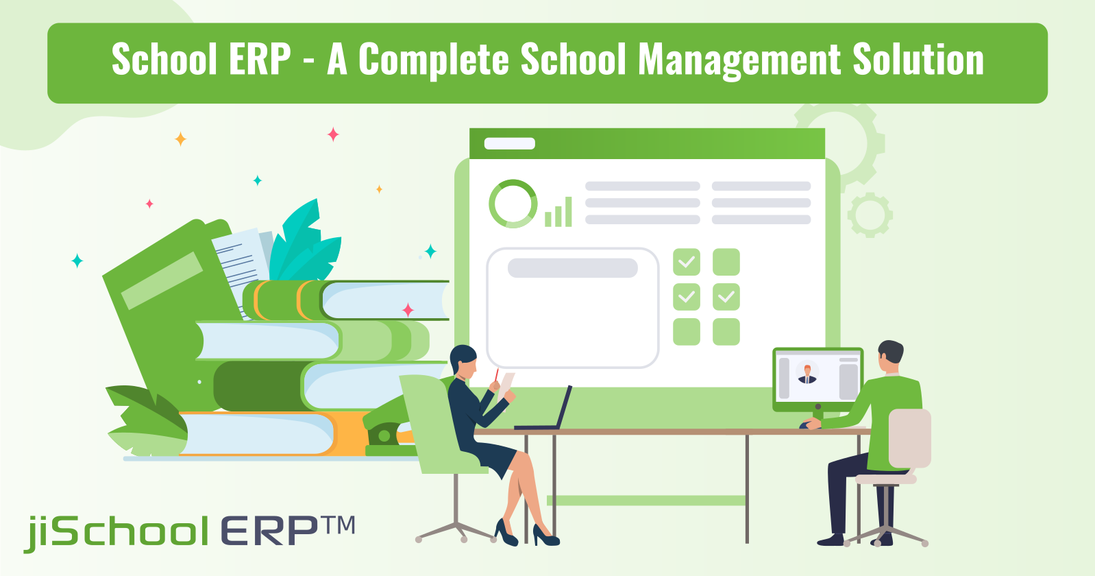 School ERP - A Complete School Management Solution