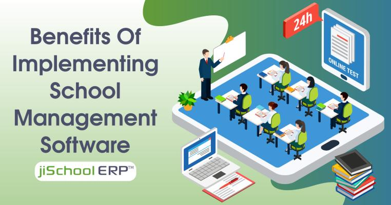 Benefits of Implementing School Management Software