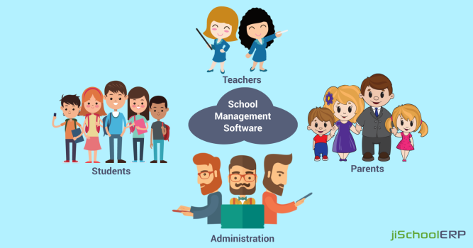 Who All Can Benefit From A School Management Software?