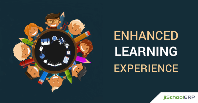 Enhancing The Student Learning Experience With SchoolERP