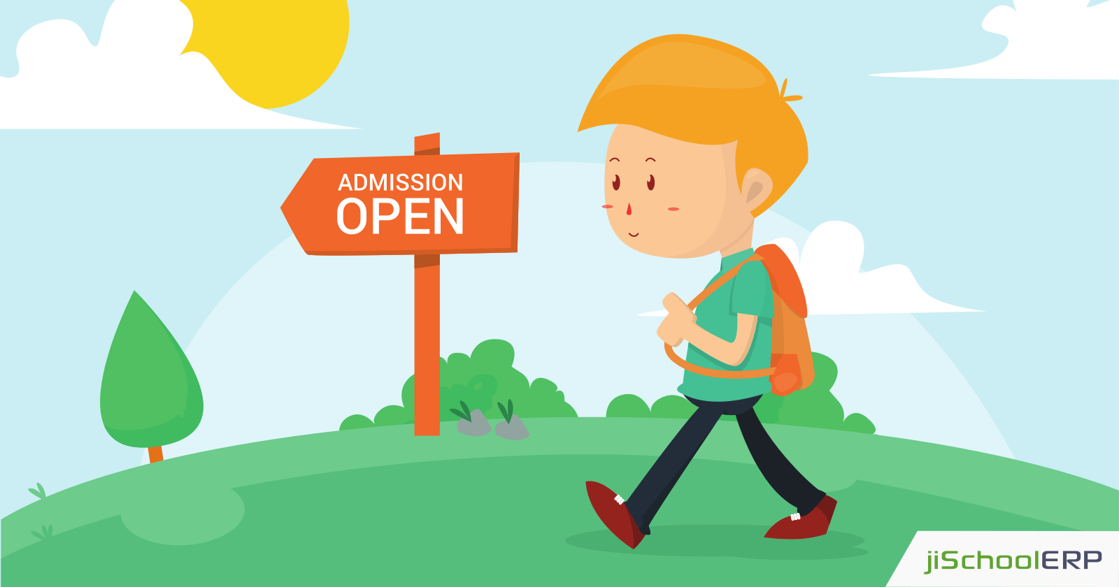 Make the Admission Process Hassle Free With School Management System