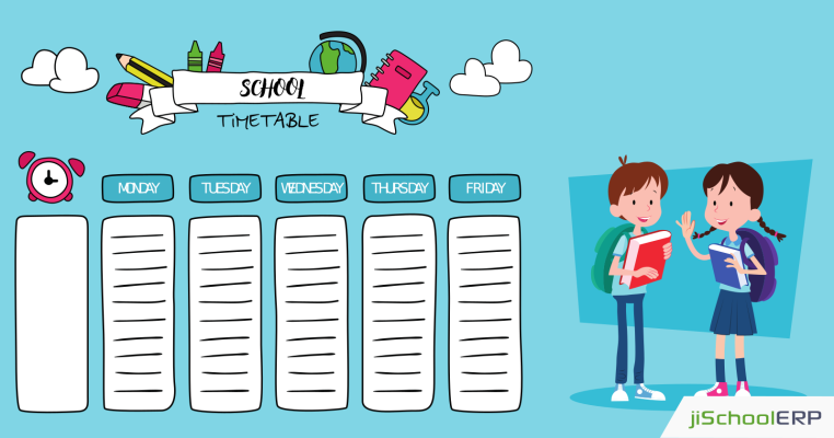 Why to Integrate a Time Table Management System in Your SchoolERP