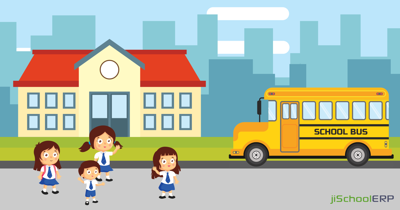 Securing Student Bus Tranportation with School Mangement System!