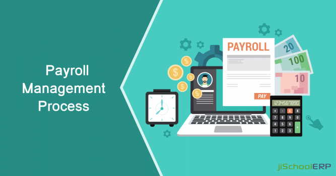 How jiSchoolERP can Help you in Managing Payroll for your School