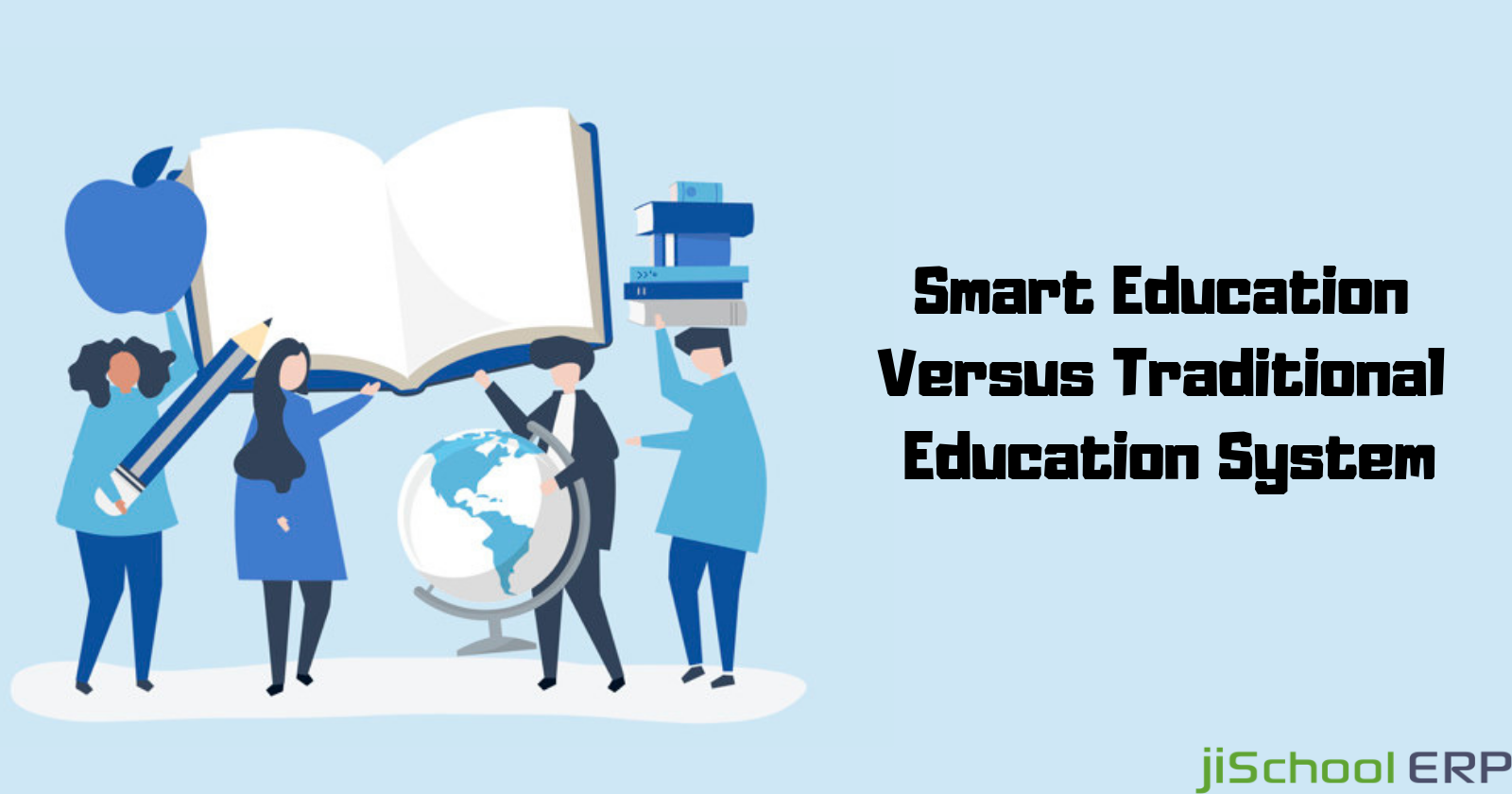 Smart Education Versus Traditional Education System