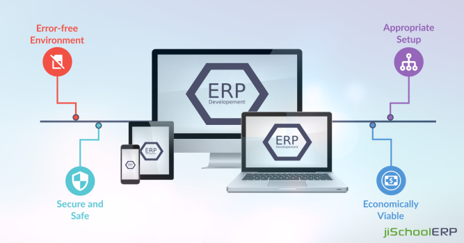 ERP SOFTWARE - Is It Worth for School Management?