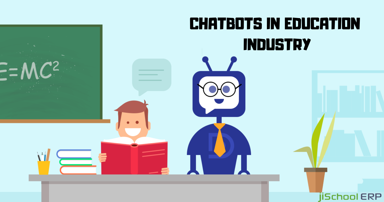 6 Ways How Chatbots are Transforming The Education Industry