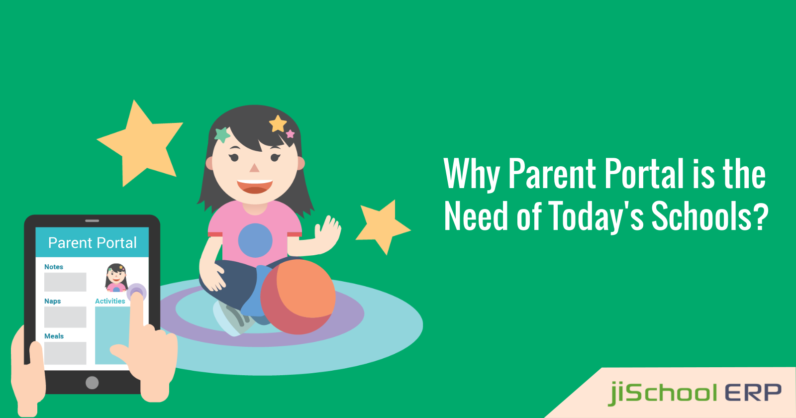 Why Parent Portal is the Need of Today's Schools?