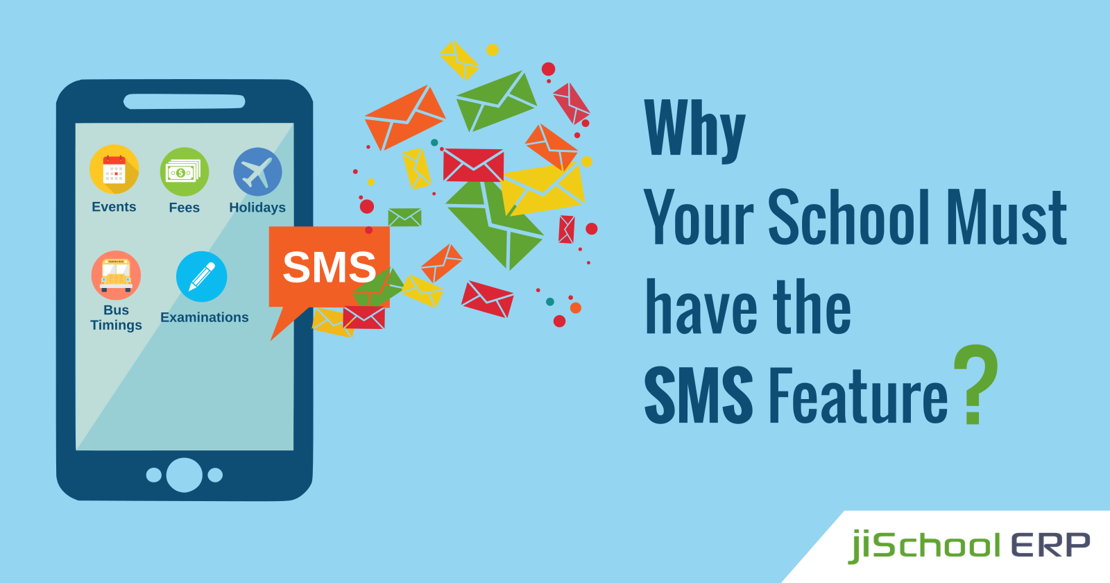 Why Your School Must Have the SMS Feature