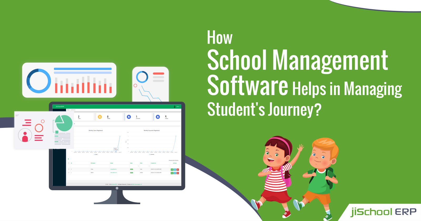 How School Management Software Helps in Managing Student's Journey?