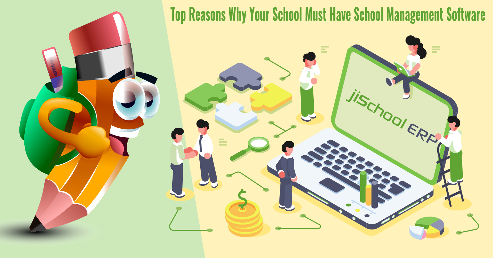 Top Reasons Why Your School Must Have School Management Software