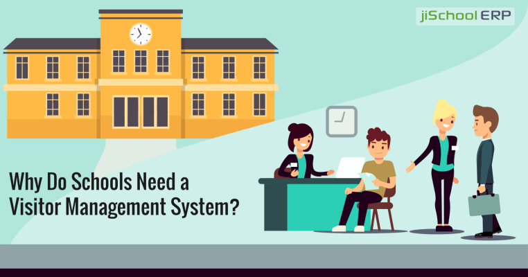 Visitor Mangement System: Its Importance in the School Management System