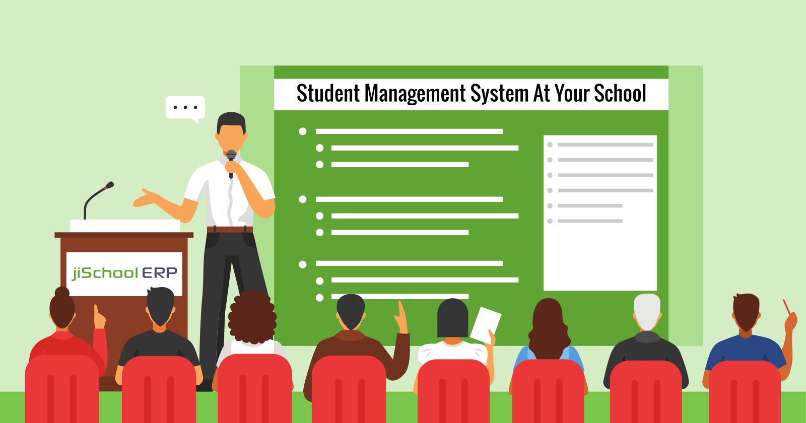 5 Reasons Why Should You Get A Student Management System At Your School
