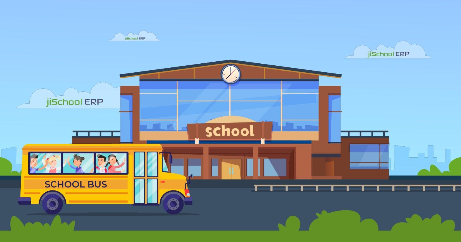 Benefits Of Transport Management System For School